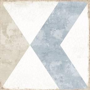 Carrelage sol à motifs mauresques - GR8504001