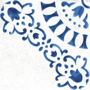 Carrelage style azulejo effet ancien décor 1 - BL5902002