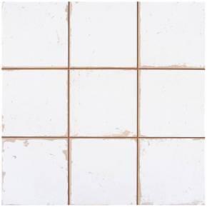 Carrelage ancien mat blanc 33 x 33 cm - FS1104008