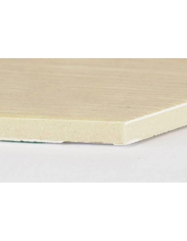 Carrelage en losange aspect bois intérieur et extérieur - DI5904002