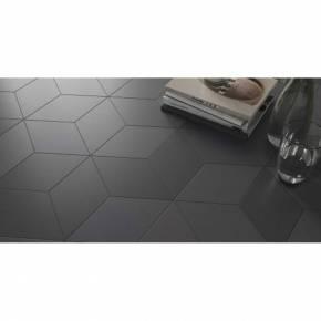 Carrelage en losange tons noirs intérieur et extérieur - FL5905001