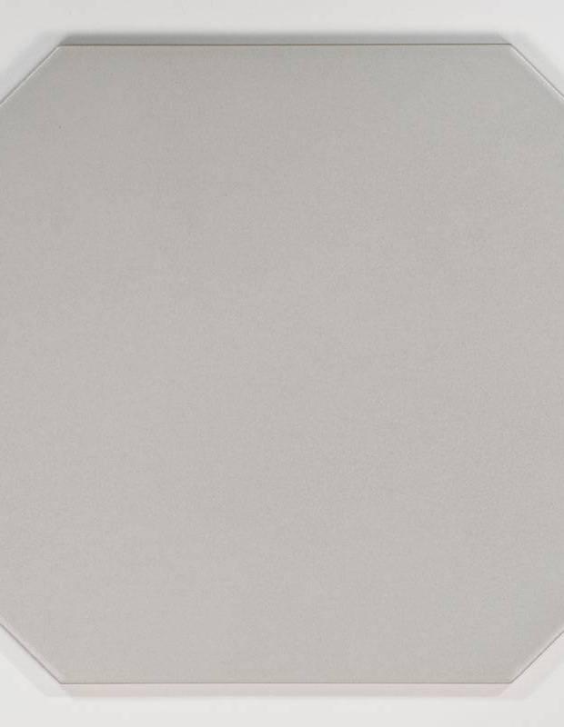 Carrelage octogonal mat gris 20 x 20 cm - VO0606009