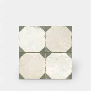 Carrelage imitation carreau ciment sol et mur 15 x 15 cm - VI0202009