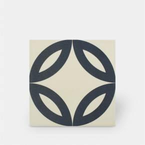 Carrelage hexagonal mat beige 15 x 15 cm - HE0811002