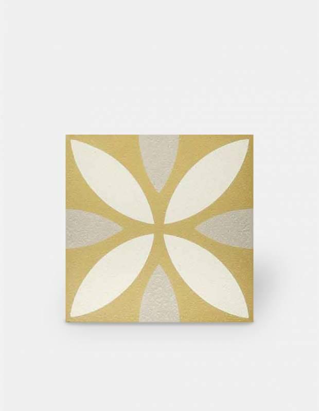 Carrelage design mural brillant blanc 15 x 30 cm - CA0112013