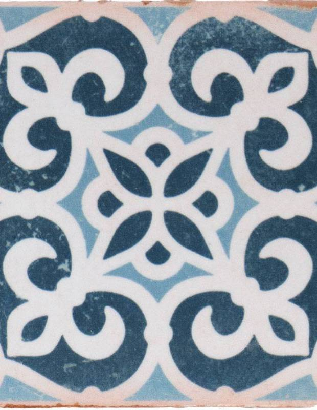 Azulejo Carrelage Andalou Faience Espagnole Portugaise Orientale